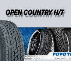xToyo Open Country H/T 107V 235/60R18