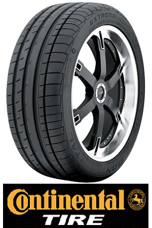 CONTINENTAL SportContact MO 91Y 225/45R17