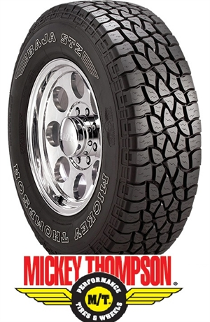 Mickey Thompson 120R  Baja STZ 265/65R17