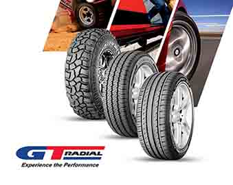 GT Savero HT Plus 4X4  105T 245/65R17