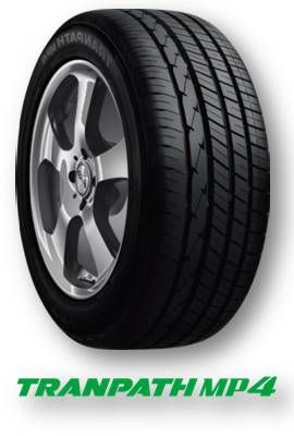TOYO TRANPATH MP4 88H TL 195/60R15