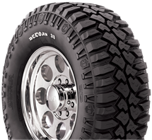 MIKI THOMPSON DEEGAN 38 110T 265/60R18