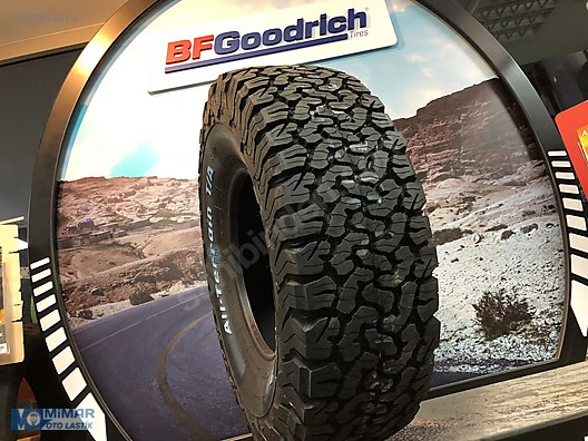 255/75R17 BF Goodrich ALL Terrain